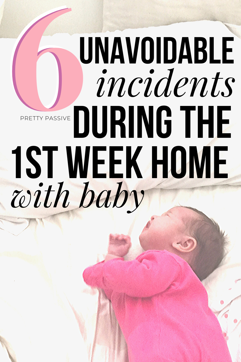 newborn baby hacks for moms - the shocking and unexpected things you should expect from the first week home with a baby