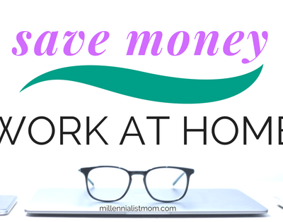 5 Ways to Save Money Working at Home