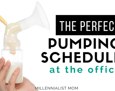 How to Create the Perfect Pumping Schedule for Work