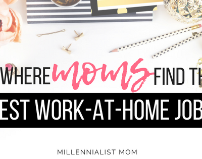 Where Moms Find the Best Work from Home Jobs
