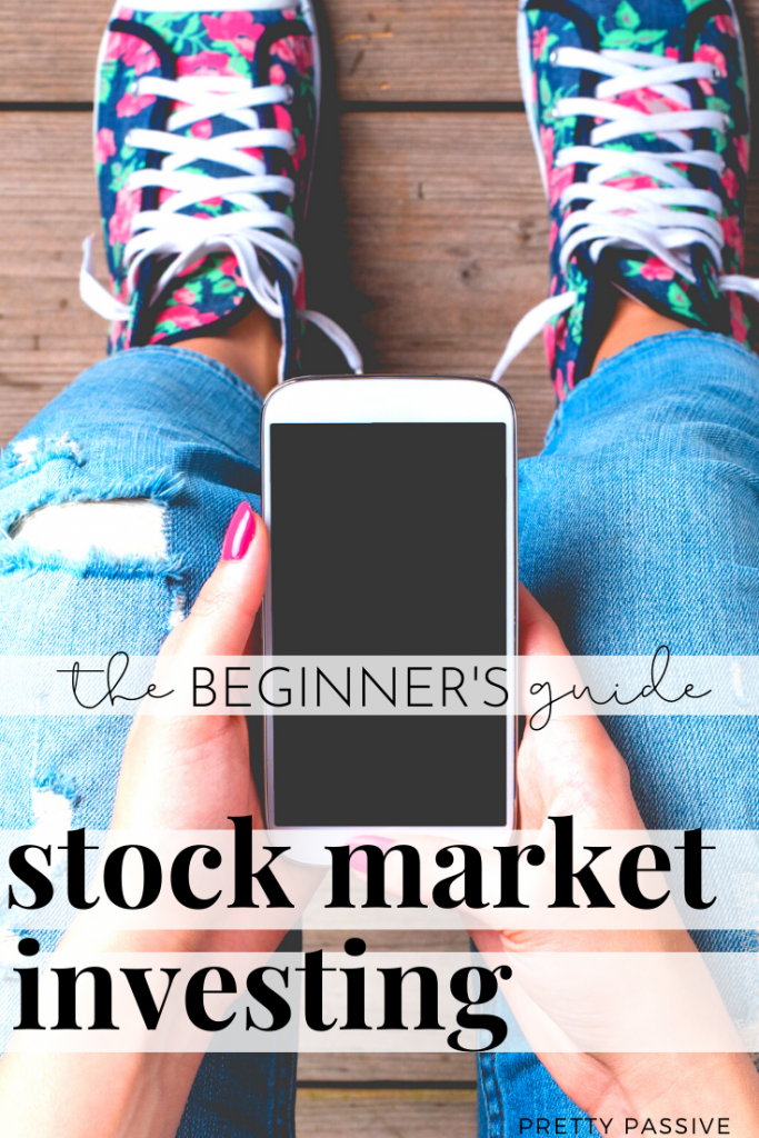 how to start investing in the stock market for actual beginners. this post covers what you need to know, need to have, and need to do before during and after buying real company stock