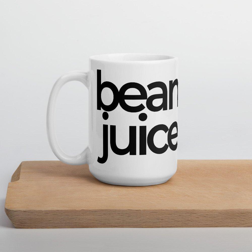 bean juice mug - pretty passive